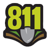 Digging Damage Prevention Reminder - Call 811 Before You Dig