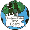 Tree Board Announcing Upcoming Tree Tours